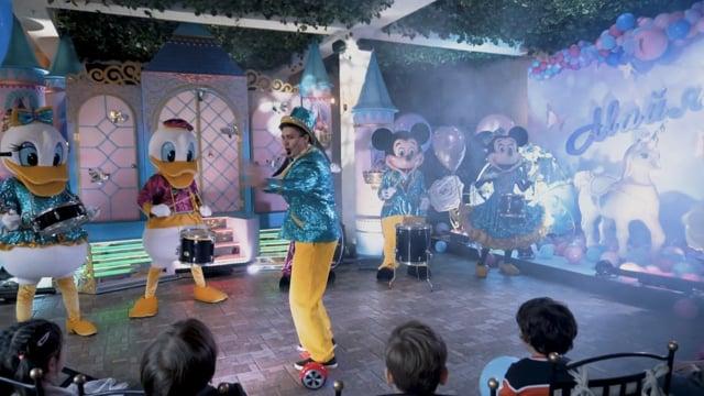 Детский мюзикл Парад Дисней от студии АрчиШоу