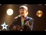 James Smith sings Crazy Britain's Got Talent 2014
