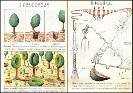 CODEX SERAPHINIANUS самая странная книга