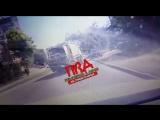 Сегодня утром авария на улице Крылова
