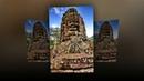 Смотри и думай История 35 Храм Байон Камбоджа Bayon Temple Cambodia