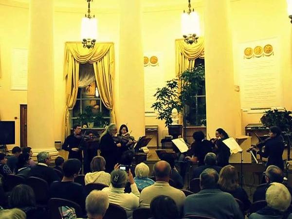 J.S.Bach Контрапункт №12 rectus цикл Искусство фуги.