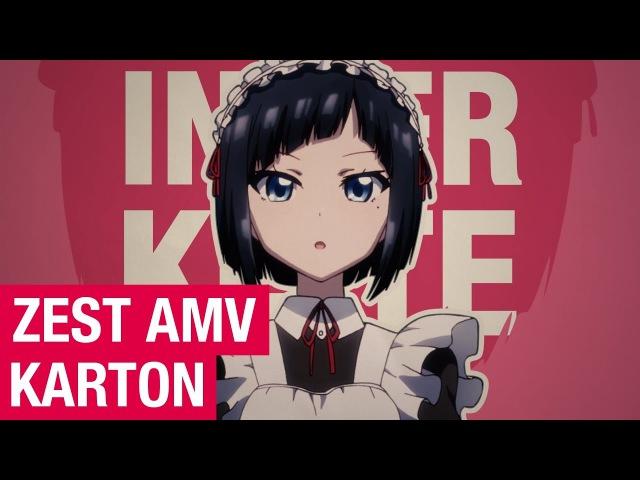 Karton AMV - ZEST JP/ENG/FR Subs