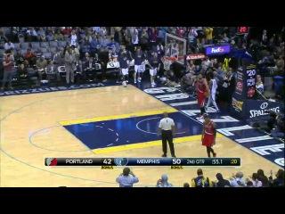 HD Portland Trail Blazers vs Memphis Grizzlies | Full Highlights | March 21, 2015 | NBA