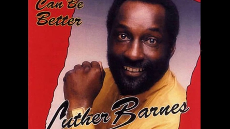 Thank You, Thank You Jesus: Luther Barnes The Red Budd Gospel Choir