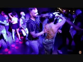 Airam And Hadar @ Social Bachata dance [Bilando Festival 2018] One Call Away