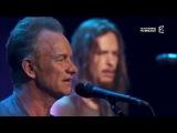 Sting @ Bataclan - Live 2016 in Paris Full HD