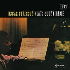 Oscar Peterson альбом Plays Count Basie