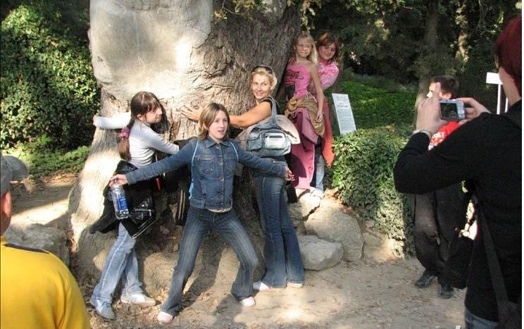 Главное для школьных экскурсий 21 века это фоточки