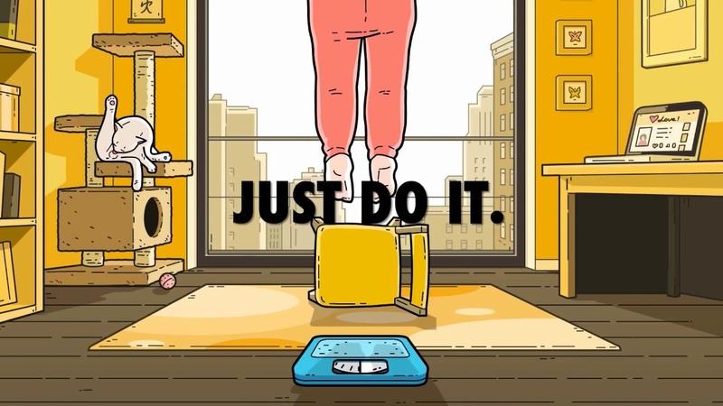 Just Do It. Another advertising video for SA Просто поди и сделай. Еще одна реклама для SA