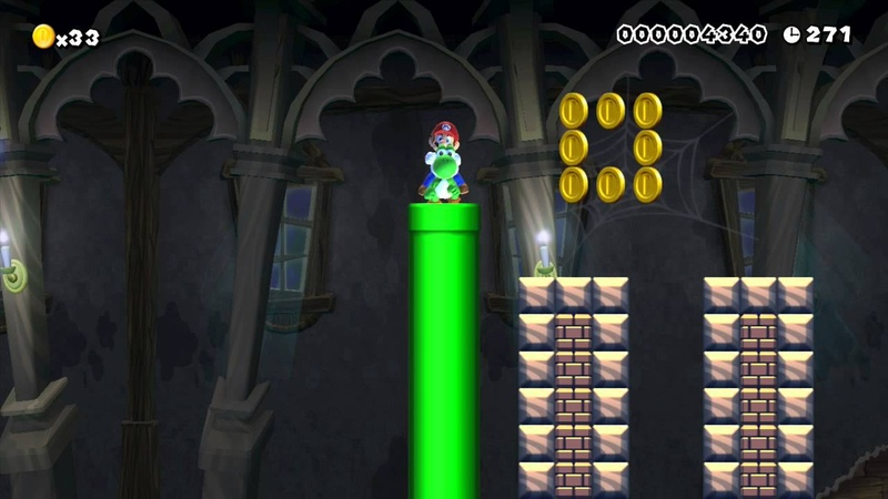 Scrolling Ghost House Beating Mario Makers hardest levels.