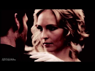 klaus & caroline || trying not to love you