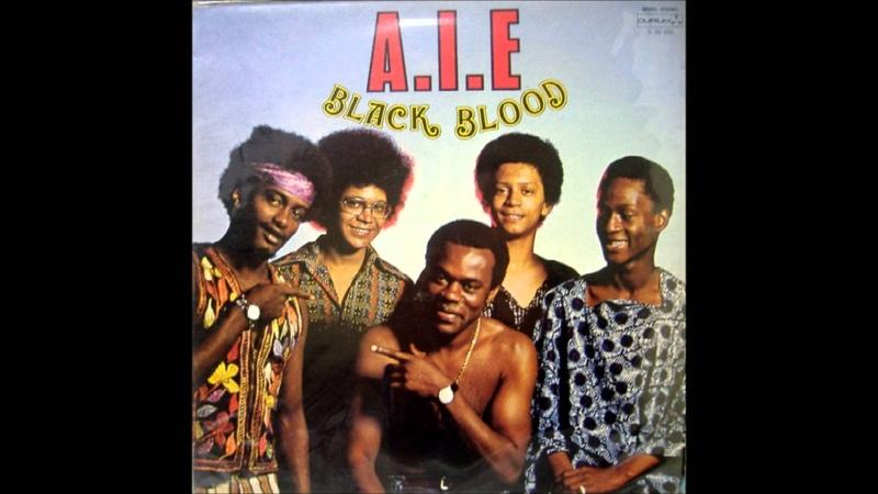 Black Blood Aie A Mwana