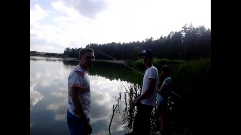 рыбалка 1 ТО ЧТО ДОЛЖНО БЫЛО БЫТЬ ФОТО - так как очень яркое солнце -не видно было на экране телефона