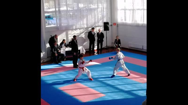 IV Межрегиональный турнир по каратэ 🥋 WKF посвящённый памяти им А В ДЕРГУНОВА 03 03 2019