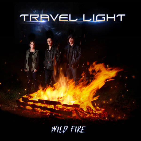 Travel Light - Wild Fire (EP)