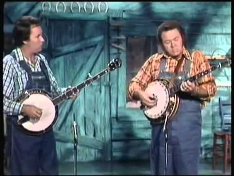 Roy Clark Buck Trent Dueling Banjos