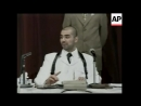 Saddam son Uday talks to students about potential US military.mp4
