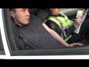 Igor Kessler Неадекватный водитель БМВ пытался скрыться от ИДПС Сургута