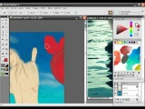 Bikini Babe Painter X painting tutorial with audio instructions Part 3/15