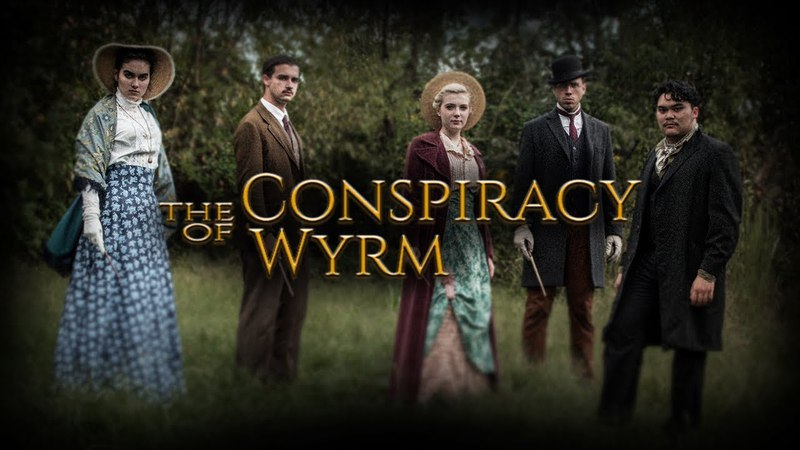 The Conspiracy of Wyrm: Part 1 (A Harry Potter Fan Film)