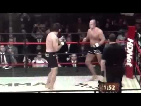Fedor knock out of Arlovski