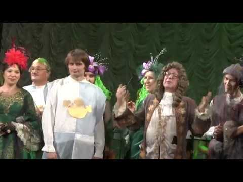Forest Passacaglia. King Arthur. Theater of Old Age Music of MSU, conductor Valery Kreisberg.