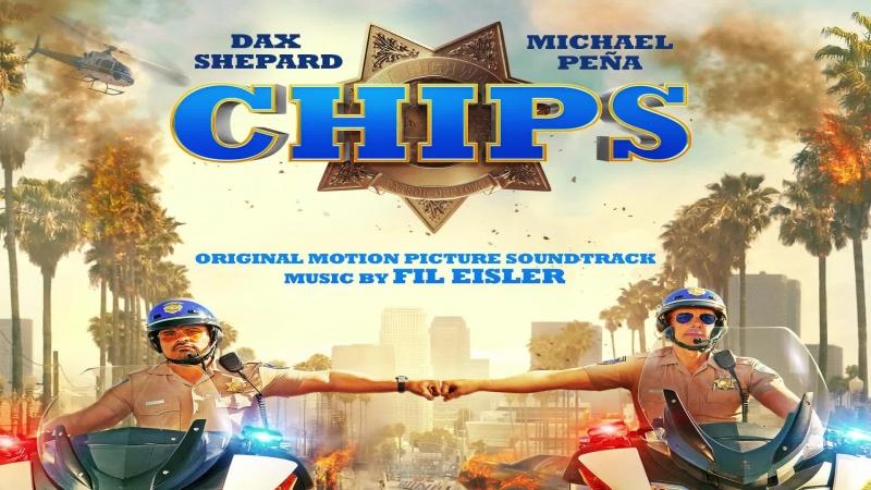 Смотрим кино: Калифорнийский дорожный патруль / CHIPS (2017)