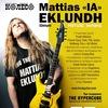 "29.03 | Mattias ""IA"" EKLUNDH (Швеция) + support"