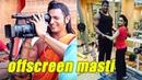 Siya Ke Ram Actors - Off Screen Masti