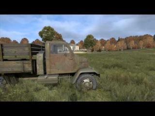 Dayz Standalone первая машина грузовик V3S