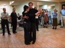 Tango Class with Miriam Larici y Leonardo Barrionuevo Vals, Volcadas
