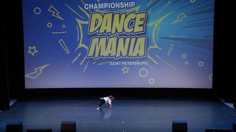 DANCE MANIA Лесникова Мария