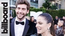 Alvaro Soler Tini Discuss 'La Cintura' Remix Featuring Flo Rida | Latin AMAs 2018