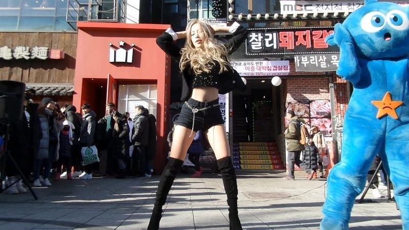 소리 Sori 두번째싱글 신곡 Im Ready 아임레디 홍대버스킹 with 스타티