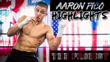 Aaron Pico Highlights THE PRODIGY