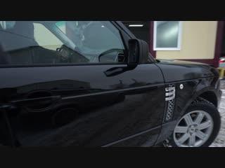 Подготовка Range Rover к зиме