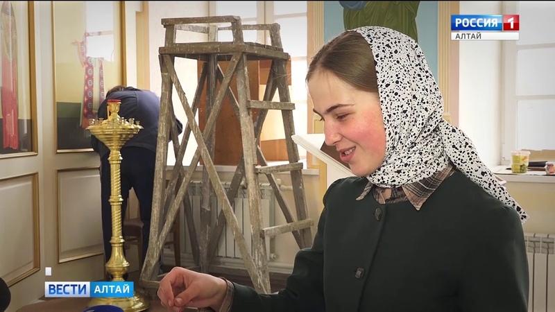 В Бийской православной школе появился храм