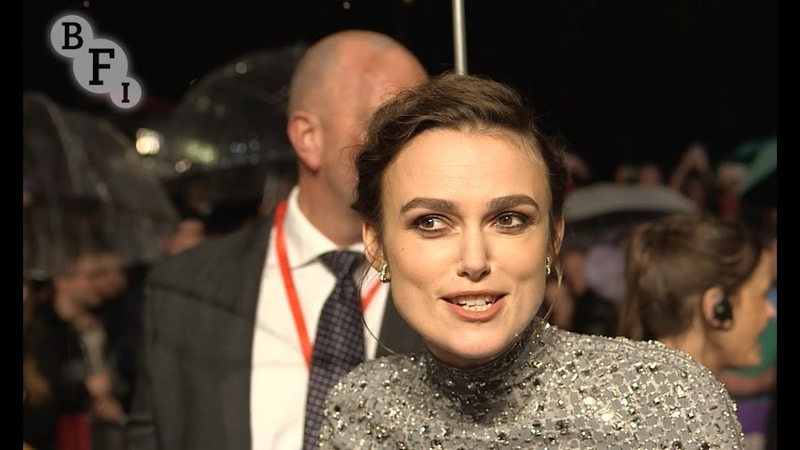 COLETTE BFI Patrons' Gala   BFI London Film Festival 2018