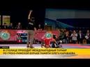 Белорусы завоевали 3 медали на турнире по греко-римской борьбе памяти Олега Караваева