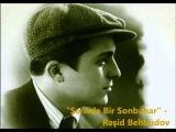 Seninle Bir Sonbahar - Rəşid  Behbudov