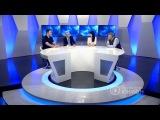 Марина Жейнова, Екатерина Мартьянова и Николай Тимченко в передаче Три минуты на ответ. 29.03.2016