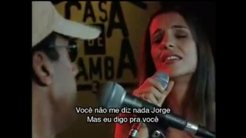 Por Causa De Você Menina - Jorge Ben Jor e Ivete Sangalo-