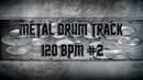 Nu Metal Drum Track 120 BPM | Remix (HQ,HD)