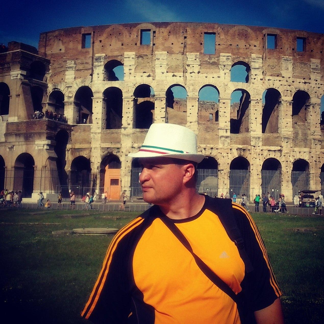 foFF4ik Roma Rome Рим Italia Italy Италия Італія Colosseo Колизей Колізей