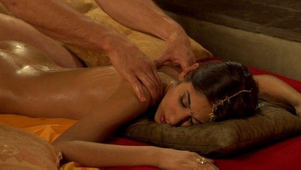 Тантрический оральный секс