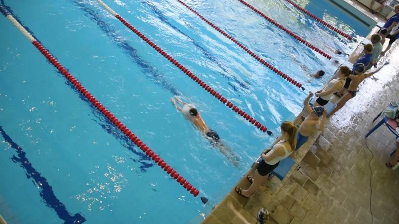 200м кпл мальчики 3 заплыв (25.05.2018)