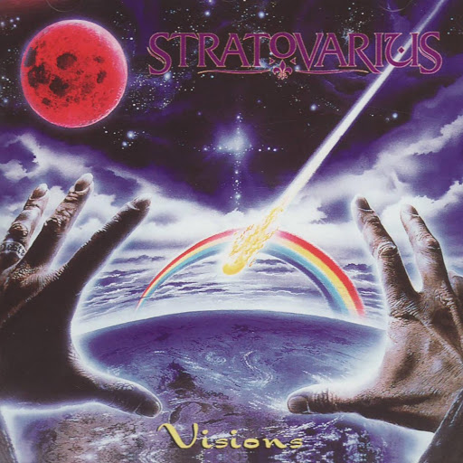 Stratovarius альбом Visions
