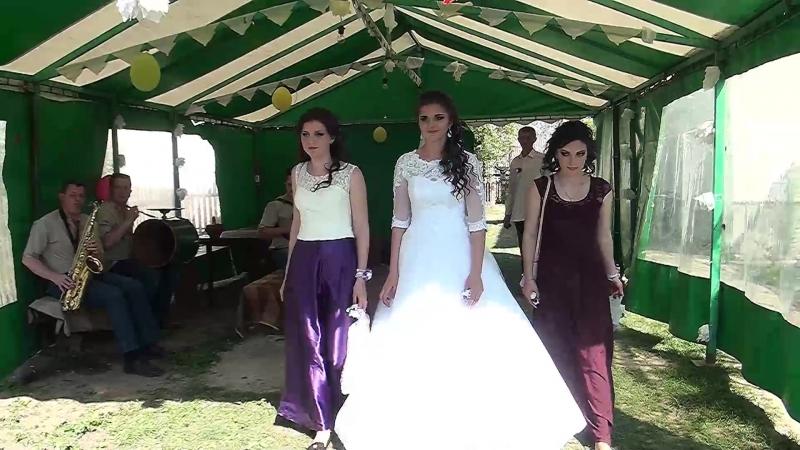 6-викуп нареченої Надії весілля Яреми та Надії 21 04 2018р
