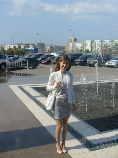 Анастасия Столбова, 21 октября 1986, Ижевск, id213037713